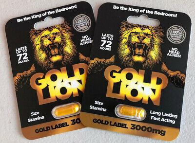 Gold Lion Pills