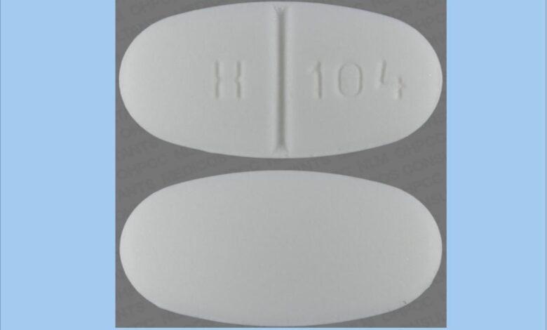 H 104 Pill