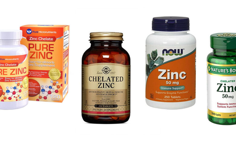 How Much Zinc Is Safe To Take Daily