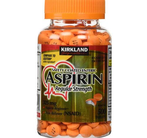 Kirkland Aspirin 325mg