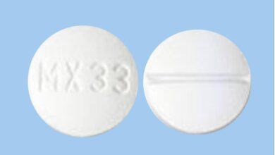 MX 33 Pill
