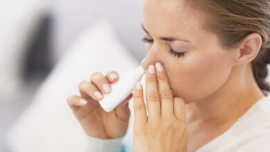 Nasal Sprays Linked to Lower Risk For Severe COVID-19