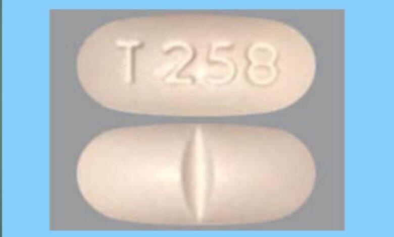 T 258 Pill